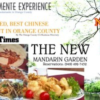 BEST CHINESE FOOD IN THE WORLD - New Mandarin Garden - Old Town San Clemente