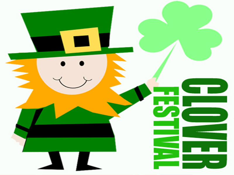 Clover Festival - Saint Patricks Day Potato Renesance Festival - Old Town Square San Clemente CA