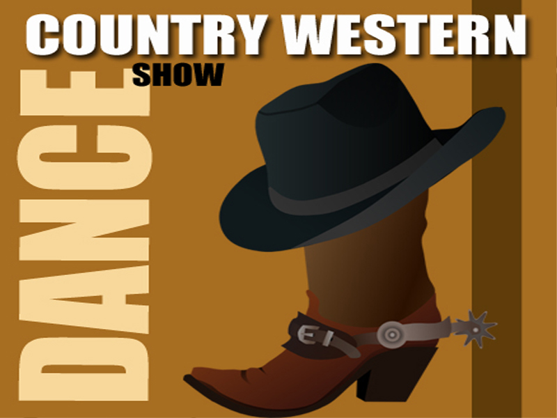 Country Western Dance Show - Country Music Concert - San Clemente Event Center - Old Town Square San Clemente CA