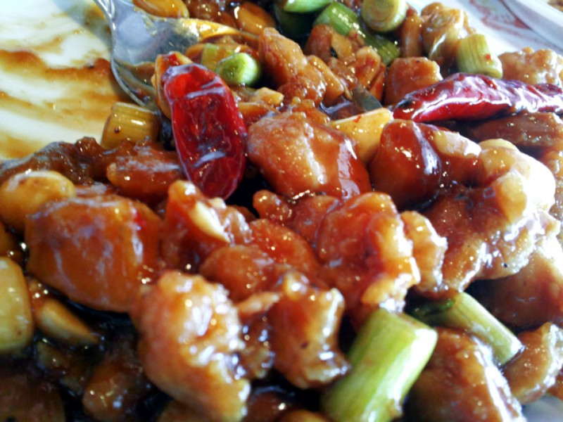 Kung Pau Chicken The New Mandarin Garden Restaurant Best Chinese in Orange County Old Town San Clemente