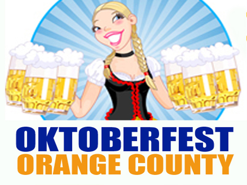 Oktoberfest Orange County - German Beer Festival - Old Town Square San Clemente CA