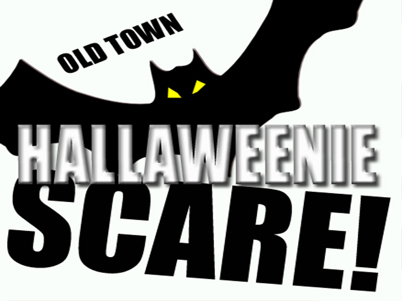 Old Town Hallaweenie Scare! - Haloween Festival - Spooky Car Show - Old Town Square San Clemente CA
