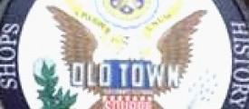 Old Town Square San Clemente Logo