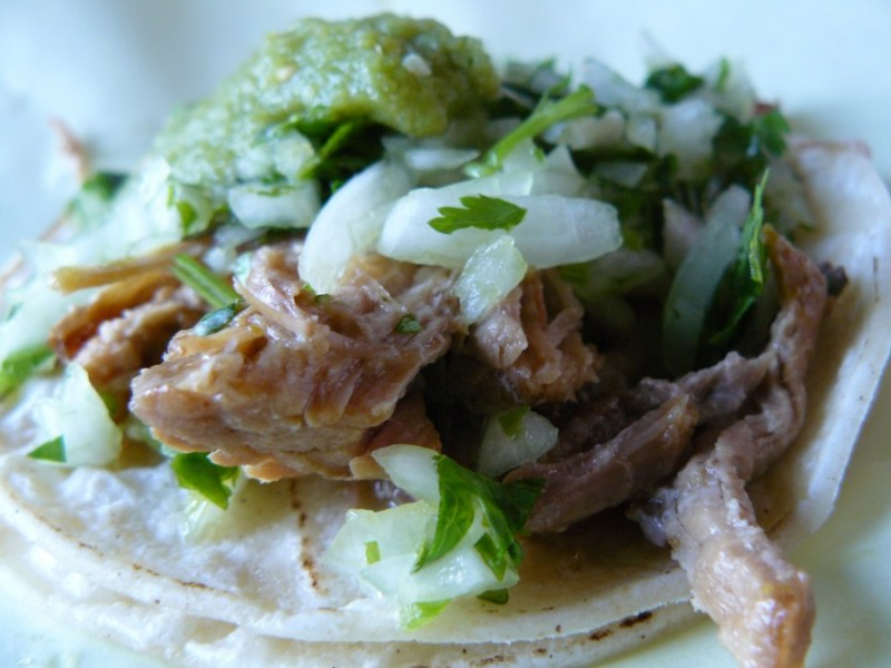 Soft Tacos Carnitas Los Patios Mexican Restaurant San Clemente California