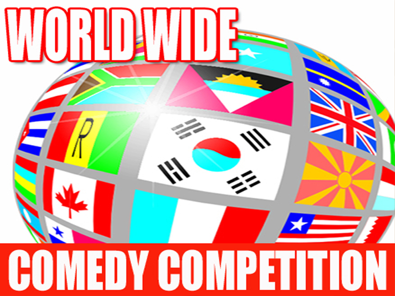 World Wide Comedy Competition - San Clemente Event Center - Old Town Square San Clemente CA